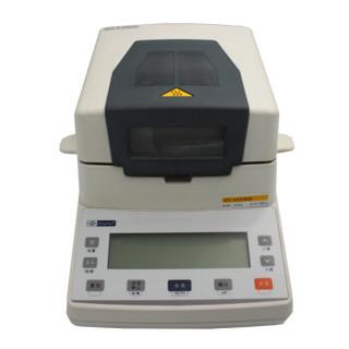 幸运(XingYun)XY-100MW 110g/1mg卤素水分测定仪快速水份测量仪药材饲料种子食品橡胶样品水分检测