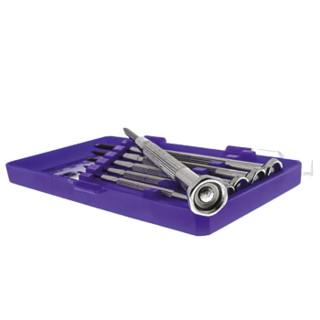 RS Pro欧时 6件装 精密 钢 一字 螺丝刀套件