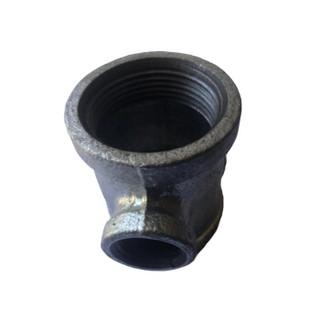 杉达瑞 马钢铸铁管件 铸铁顺水异径三通 DN200*100 一个价