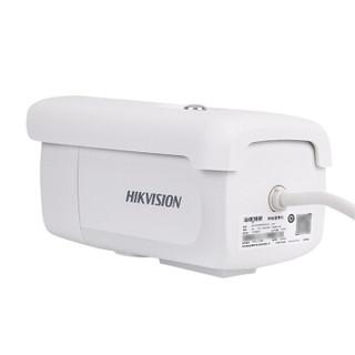海康威视监控设备套装800万星光级网络高清红外夜视室外拾音 监控摄像头搭配硬盘录像机16路带4T硬盘+6T硬盘