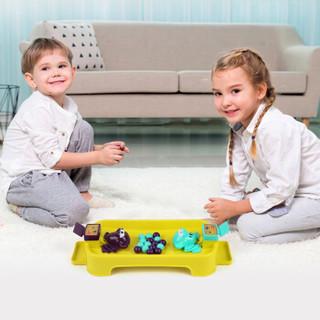 纽奇 (Nukied)儿童益智玩具 男孩 女孩玩具戏珠桌面游戏亲子互动青蛙吃豆两人款