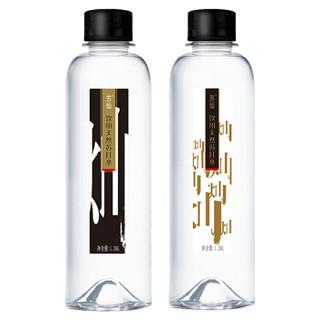 苏灿苏打水 饮用水克东产天然苏打水 弱碱性水1260ml*6瓶/箱 整箱瓶装水