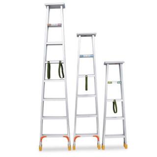 步步稳 BUBUWEN 铝合金人字梯  2.5米