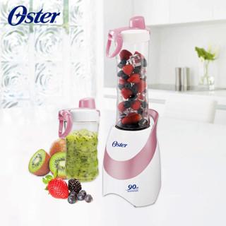 奥士达(Oster)多功能搅拌机全自动便携式榨汁机婴儿辅食机原汁料理机水果奶昔搅拌机90周年玫瑰金