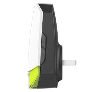 海得曼(advent)门铃不用电池自发电无线门铃家用呼叫器 P-701G-701Z-GLD土豪金中继款一拖二组合