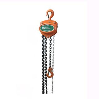 长鹿 5T*6M 手拉葫芦 起重倒链手动吊葫芦铁葫芦环链5吨*6米