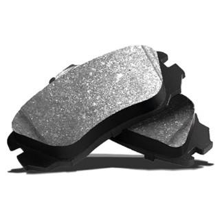 耐磨士(REMSA)陶瓷后刹车片适用CRV/奥德赛/歌诗图/新思铂睿/杰德H6/讴歌RDXRLX