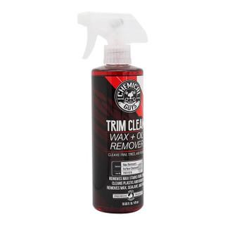 化学小子 塑料件蜡痕去除剂 去除塑料件白色蜡痕清洁还原剂汽车用品473ml
