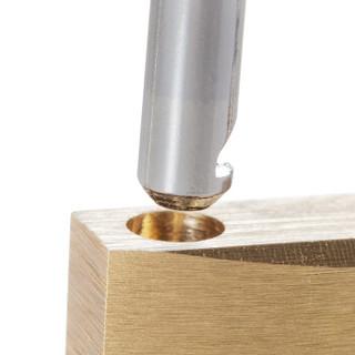 玛斯特(Master Lock)黄铜挂锁家用实心仓库锁大门锁CAD40MCN定制-免费激光刻字