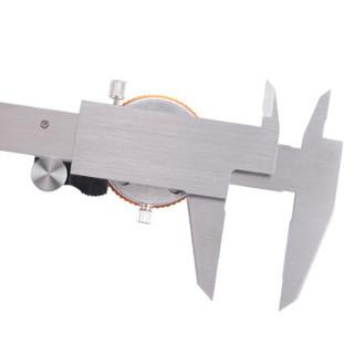 上工 AB0240102 游标卡尺 0-100mm 分辨率0.02