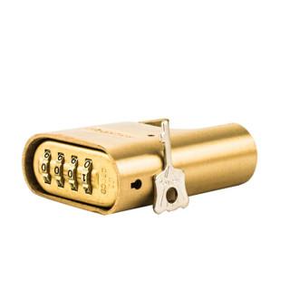 玛斯特Master Lock黄铜密码锁全包底开户外挂锁177MCND定制-免费激光刻字