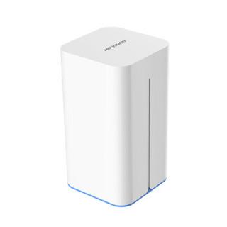海康威视(HIKVISION)H90系列 个人私有网盘 云端存储家用NAS 单盘位网络存储 含1块2TB硬盘
