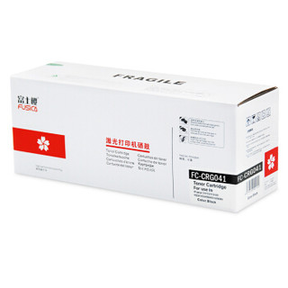 富士樱 CRG-041 黑色硒鼓 专业版适用佳能Canon LBP312x MF525dw MF525x LBP312dn打印机墨粉盒