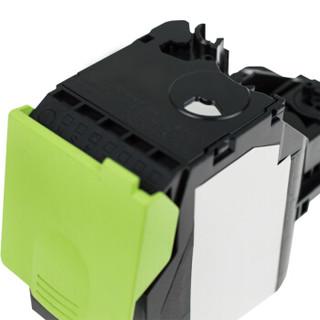 得印(befon)PLUS BF-C540H1四色墨粉盒套装(适用利盟Lexmark C540dw/C543dn/C544dn/C546dtn/X543dn/X544dn)