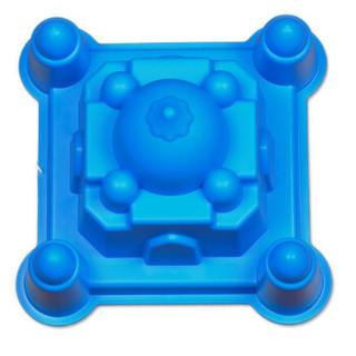 德国(Hape)沙滩玩具泰姬陵加厚儿童玩沙戏水儿童玩具 18个月+E4009 男孩女孩礼物