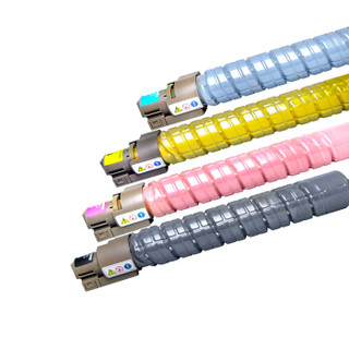 得印(befon)MPC5501墨粉盒四色套装(适用理光 MPC4501/C5501A)