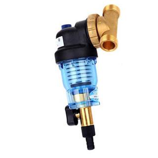 汉斯希尔(SYR)净水器 DUOFR万向反冲洗前置过滤器WS-2314-20-007