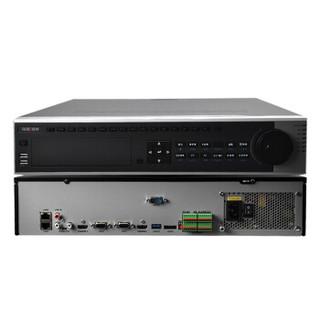海康威视监控硬盘录像机高清监控主机NVR网络主机32路支持4K高清DS-8832N-K8 带1块6T硬盘