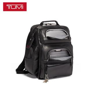 TUMI 途明 Alpha系列 旗舰商务高端男士双肩包09603578DL3黑色