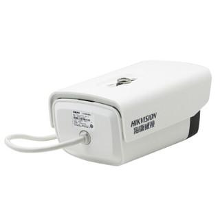 海康威视摄像头200万室外夜视高清网络poe监控器搭配硬盘录像机DS-2CD1221-I3 6mm (送支架)