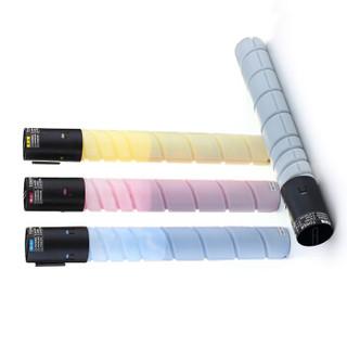 得印(befon)PLUS BF-TN319四色墨粉盒套装 TN216(适用柯尼卡美能达Bizhub C220/C280/360/TN319/TN216)