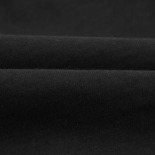 PEAK 匹克 男裤轻便舒适透气针织五分裤运动裤 DF392031 黑色 XL码