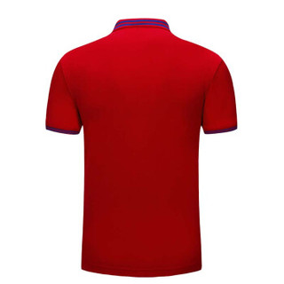 Lee Cooper   短袖T恤2019青年男士短袖体恤简约百搭宽松时尚休闲款 纯色Lee黑色 M