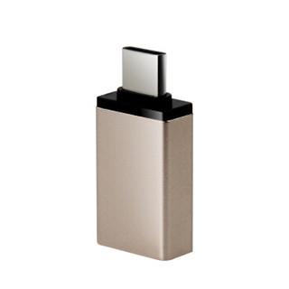 朗科(Netac)Type-C转接头 USB3.1 安卓手机OTG数据线USB-C转换器头 支持华为小米三星苹果新MacBook