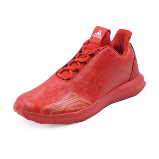 ADIDAS阿迪达斯 儿童鞋 男小童运动休闲跑步鞋 AH2439 32码 UK13-K