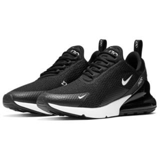 NIKE 耐克 男子 休闲鞋 气垫 AIR MAX 270 SE 运动鞋  AQ9164-004 黑色 44码