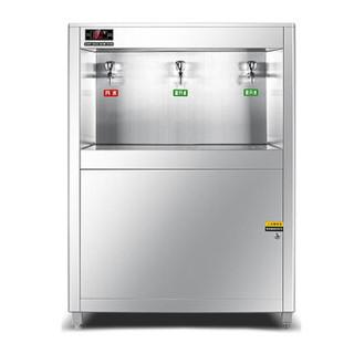 德玛仕 DEMASHI 商用直饮水机 自动数字显示不锈钢电热饮水机 奶茶店烧热水炉KS-27LG-3/SRZ-3L