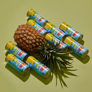 菲律宾进口 都乐 DOLE 果汁饮料 菠萝汁 240ml*6瓶