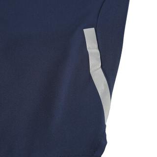 PEAK 匹克 男短裤透气排汗舒适梭织短裤运动裤 DF392131 深兰 L码