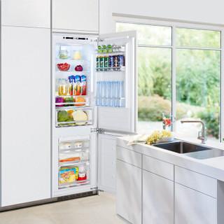daogrs K3嵌入式冰箱内嵌式隐藏式风冷无霜橱柜超薄冰箱 256L