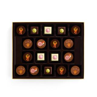 GODIVA 歌帝梵 嘉年华金装系列巧克力礼盒 230g 盒装
