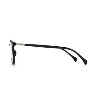 李维斯(Levi's)眼镜框 黑色方框超轻近视光学眼镜架男女款眼镜架 LS03099 C01 53mm