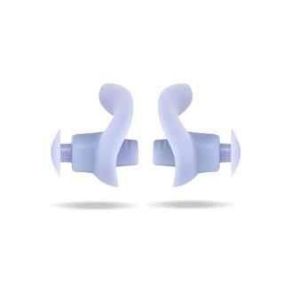 范德安(BALNEAIRE)SEP07 2019新品游泳耳塞 专业耳塞硅胶防水防中耳炎游泳 深紫蓝