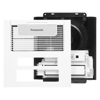 松下(Panasonic)FV-RB20KS2 浴霸 风暖 集成吊顶式 多功能暖浴快 珍珠白