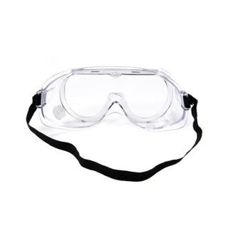 3M 1621 防化学护目镜 有效防护液体喷溅 防冲击透明眼镜聚碳酸酯镜片 10副