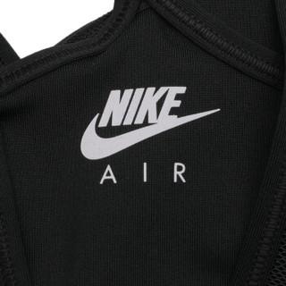 NIKE 耐克 女子 运动背心 AS NIKE AIR MESH BRA 运动服 AR8845-010 黑色 L码
