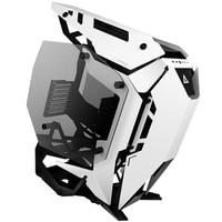 Antec 安钛克 水冷台式游戏电脑机箱 (黑白、621x285x644mm、铝合金,钢化玻璃)