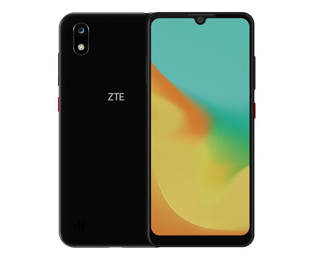 ZTE  中兴 Blade A7 智能手机 3GB+64GB 极夜黑 *4件