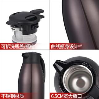 ZOJIRUSHI 象印 SH-HJ19C-XA 不锈钢真空保温壶 1900ml