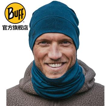 BUFF 百福 113023.999.10 羊毛中量頭巾