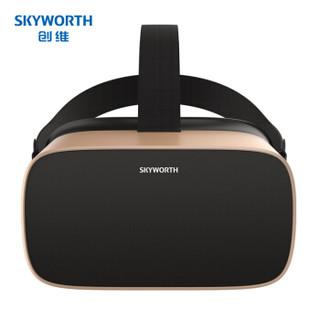 创维(Skyworth)S801 全景声VR一体机 IMAX 3D 巨幕影院头盔 智能VR眼镜6K硬解码