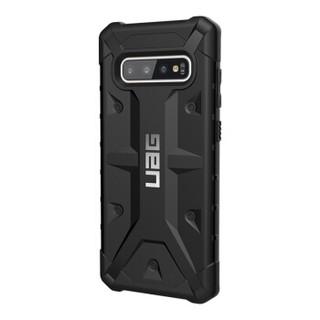 UAG  三星S10+(6.4英寸) 防摔时尚手机壳/保护套 探险者系列 黑色