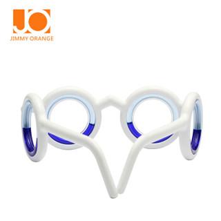 Jimmy Orange 防晕车眼镜物理防晕船晕机无镜片可折叠方便携带JO1897