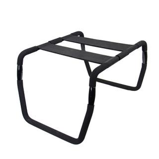 房趣 SM性爱椅合欢椅瑜伽爱爱椅 另类玩具 情趣家具体位道具 舒适版 二代升级款黑色YDA-010