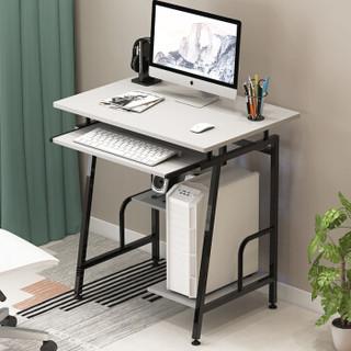 家乐铭品 电脑桌 钢木台式书桌落地办公桌 MJ001