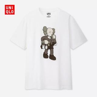 男装/女装 (UT) KAWS印花T恤(短袖) 422019 优衣库UNIQLO